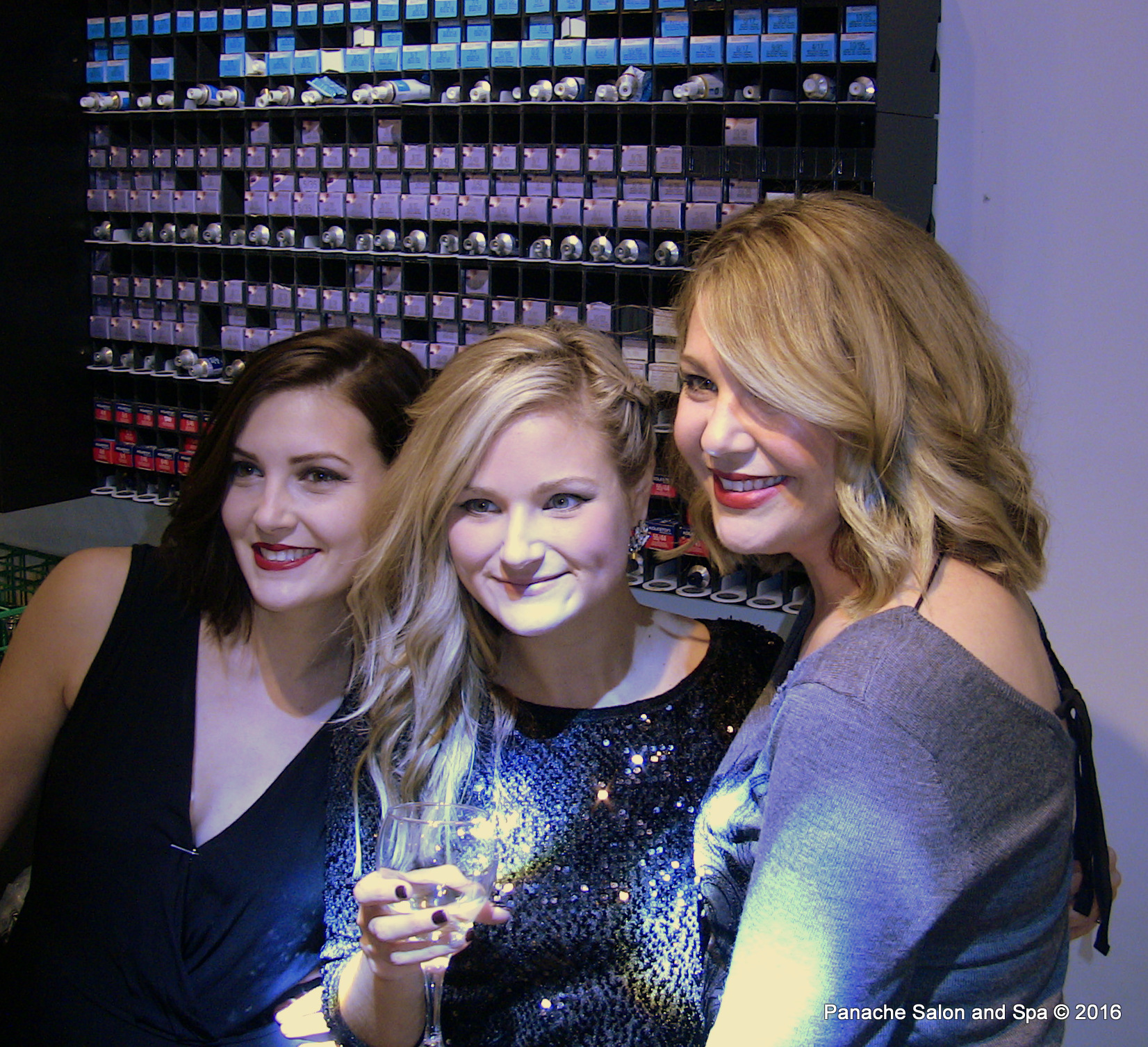 Panache Salon Party