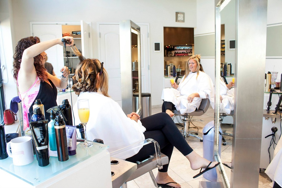 Complimentary Hair Services - Panache Salon in Erie, PA