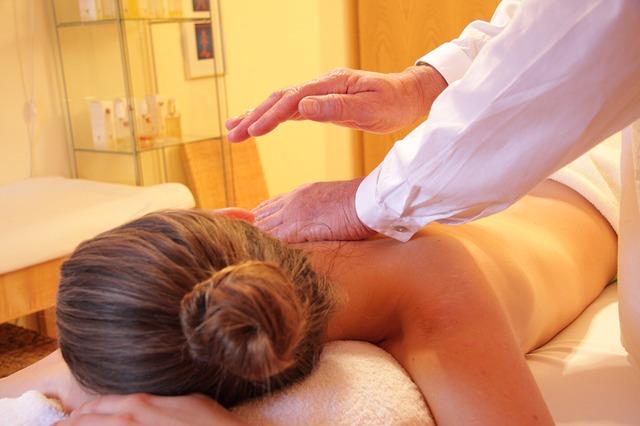 Deep Tissue Massage Treatment