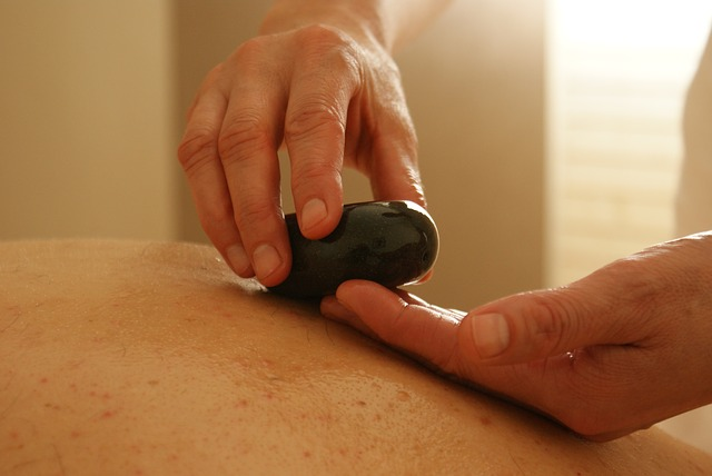Hot Stone Massage Treatment