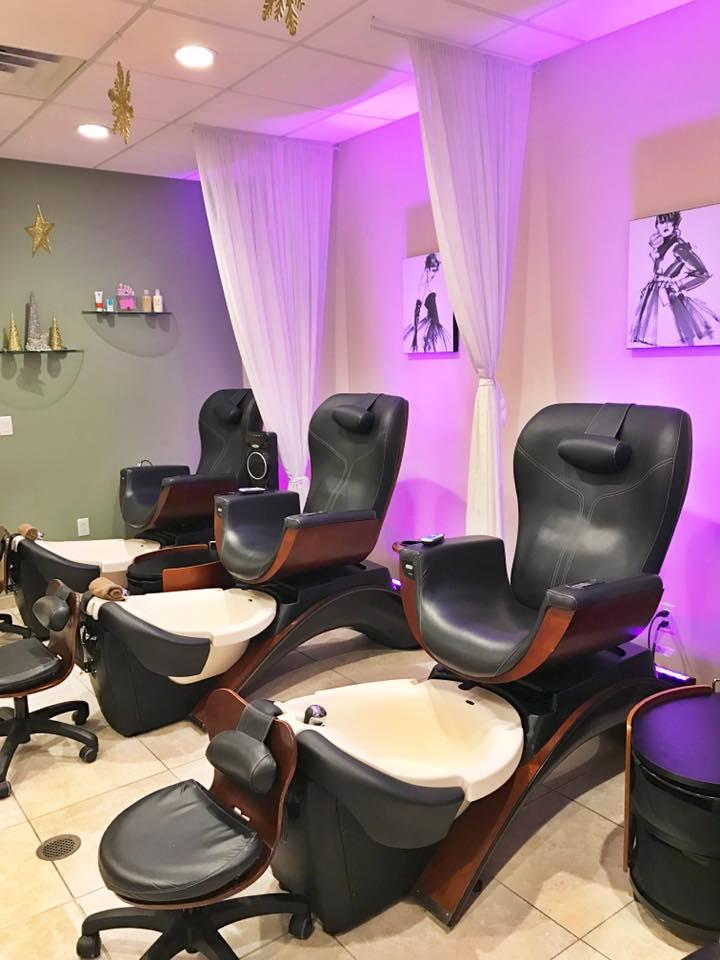 Nail Room Panache Salon & Spa Erie, PA