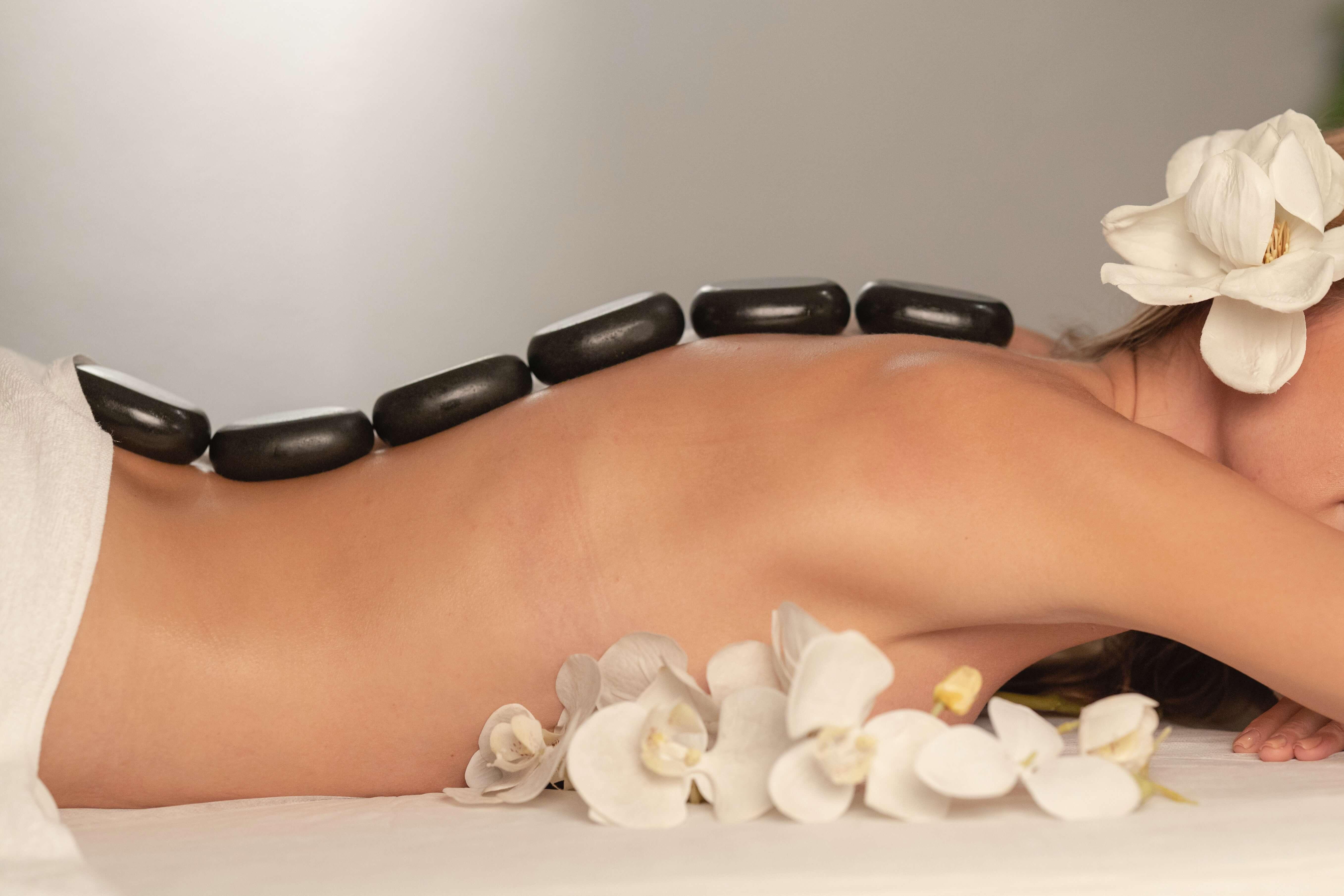 panache aromatherapy massage