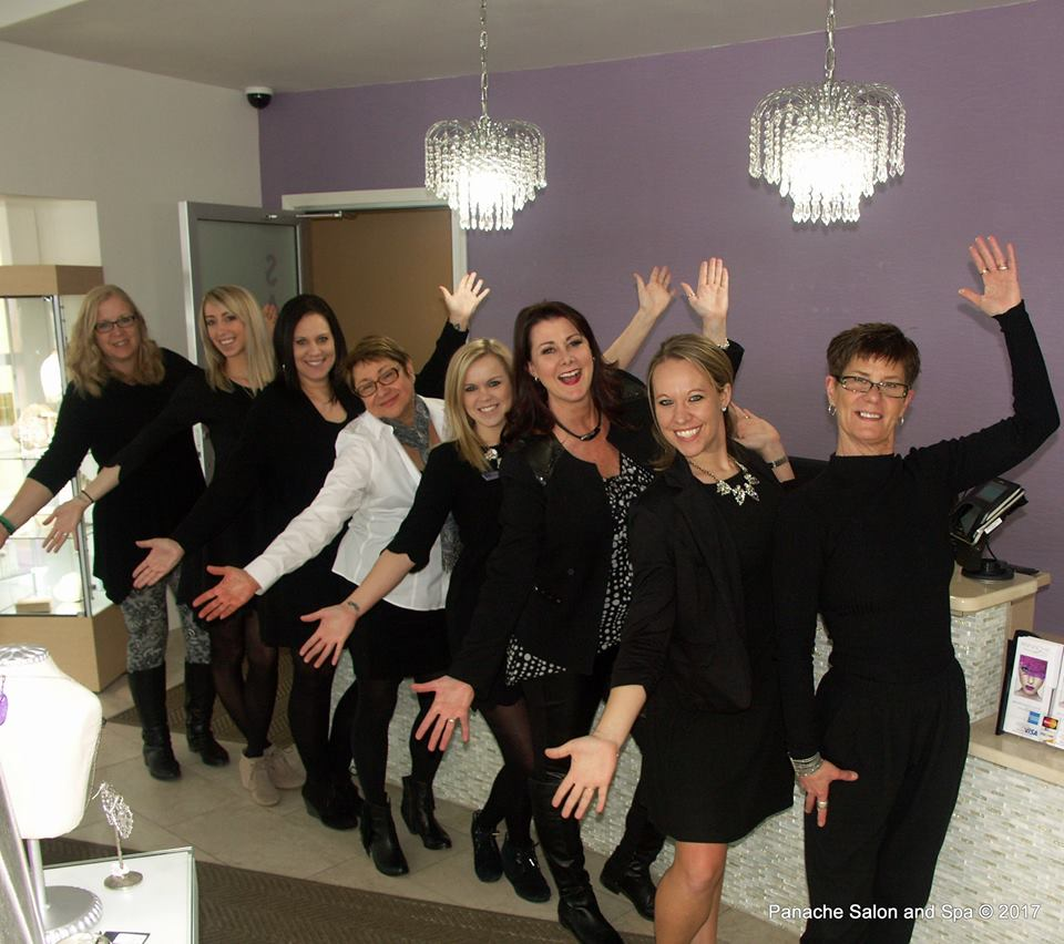 Panache Salon Staff Members