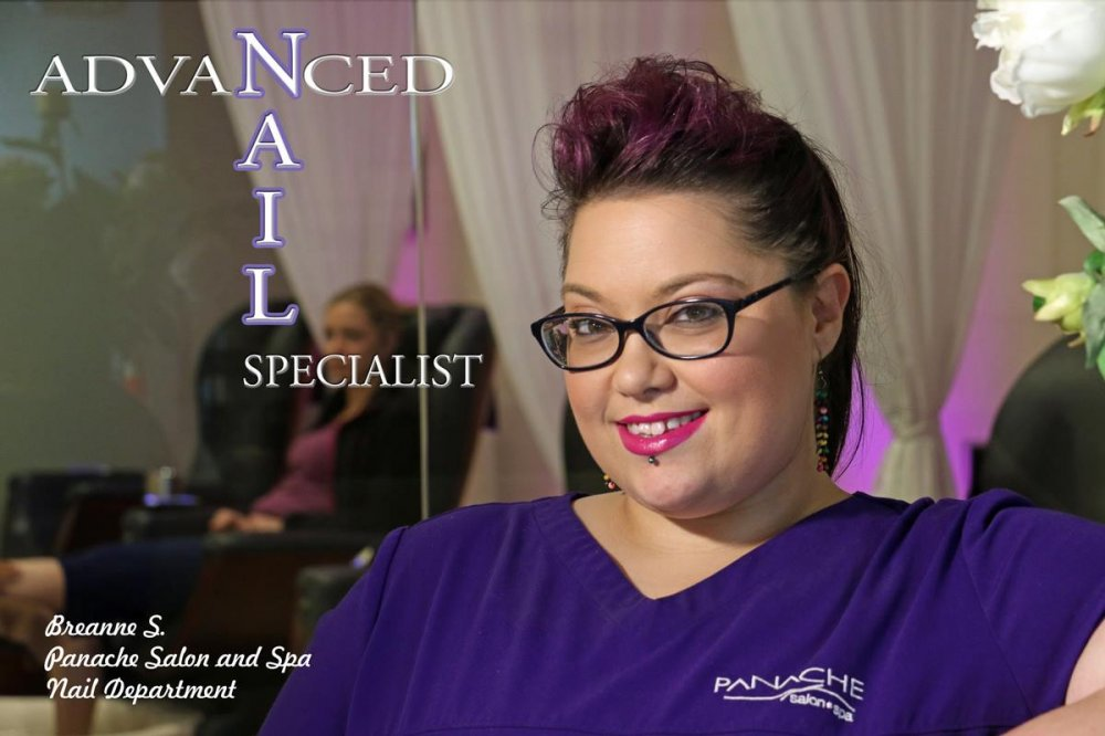 New Advanced Nail Specialist - Breanne