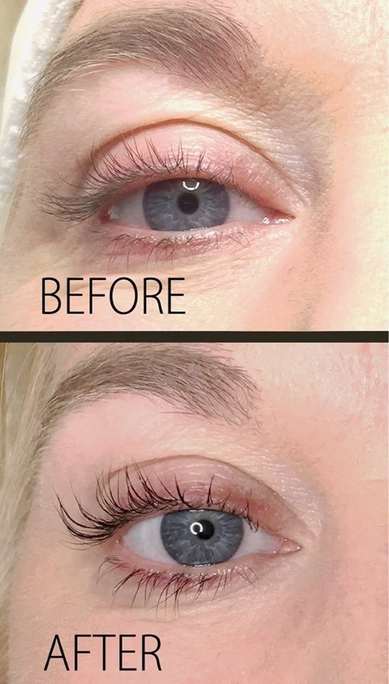 Fabulous New Service - Lash Lift!