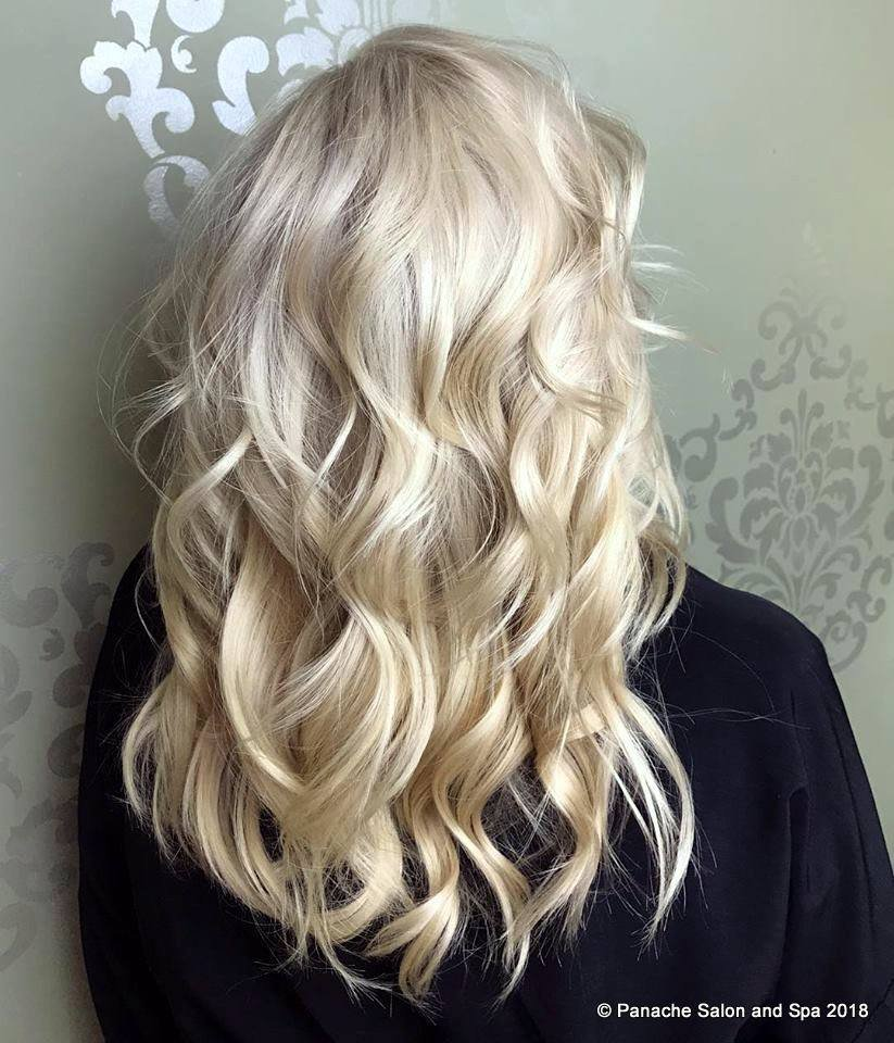 Hair Extensions In Erie Pa Panache Salon And Spa