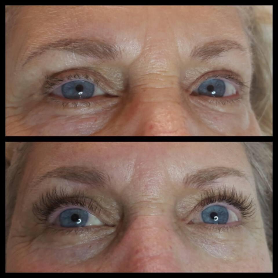 Eyelash & Eyebrow Treatments in Erie, PA - Panache Salon ...
