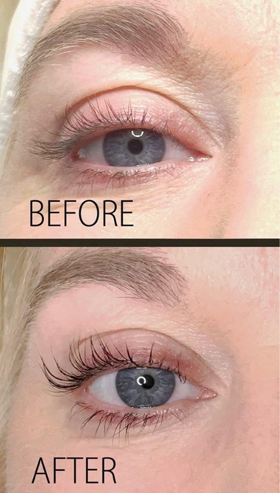 Eyelash Eyebrow Treatments In Erie Pa Panache Salon And Spa