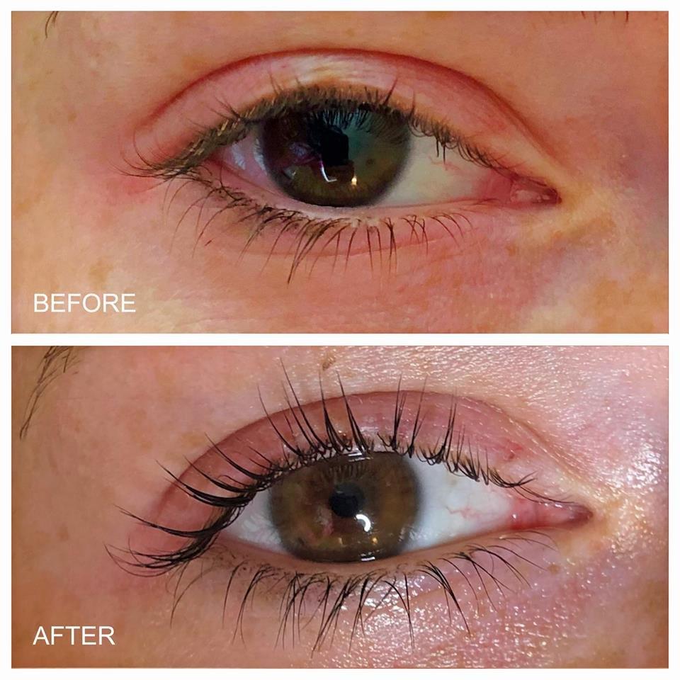 Eyelash Extensions Panache Salon And Spa