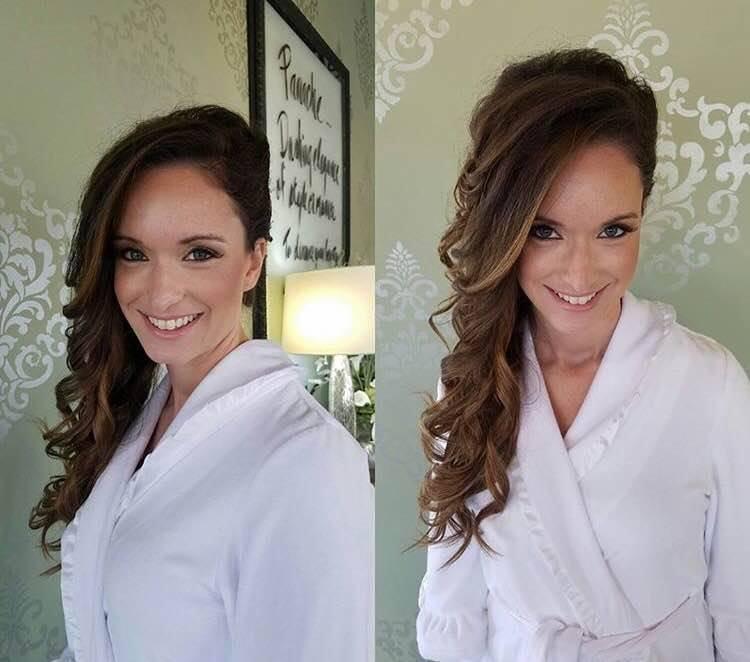 Wedding Hair Spa Services Panache Salon And Spa