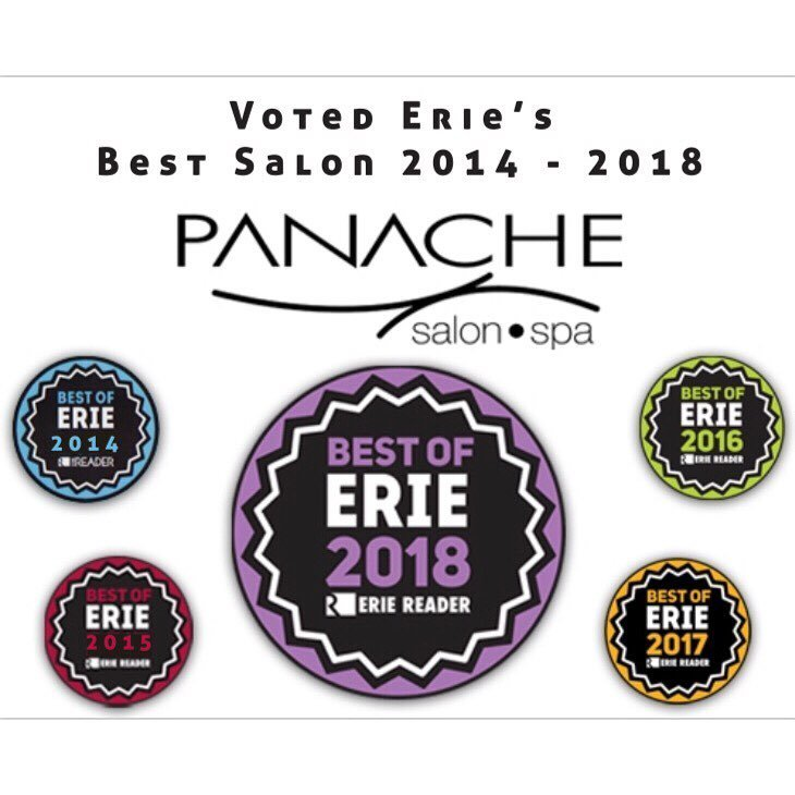 Erie's Best Salon 2018