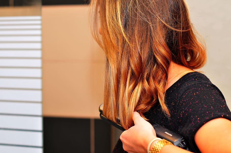 How To Curl Your Hair with a Flat Iron in 4 Easy Steps