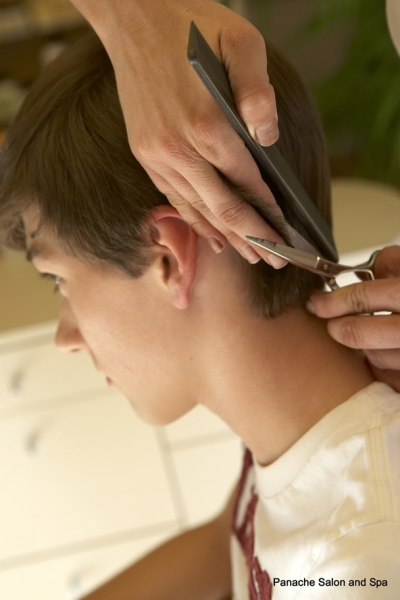 Photo gallery panache salon and spa for Salon panache