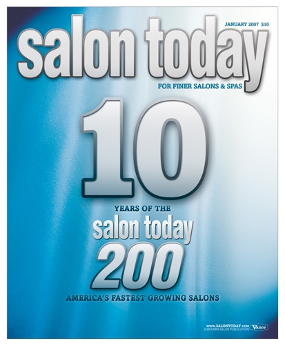 Press Release - Salon Today Top 200 List 2007