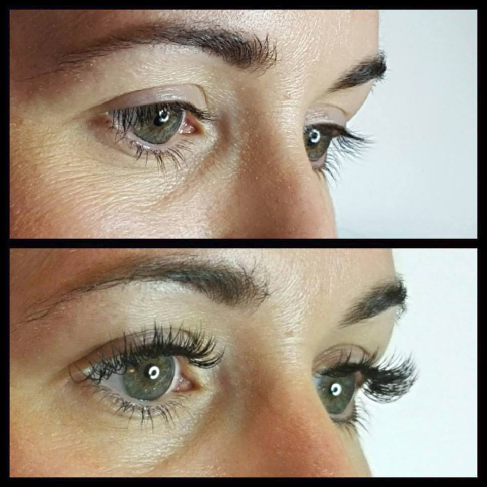 Eyelash Extensions Panache Salon And Spa