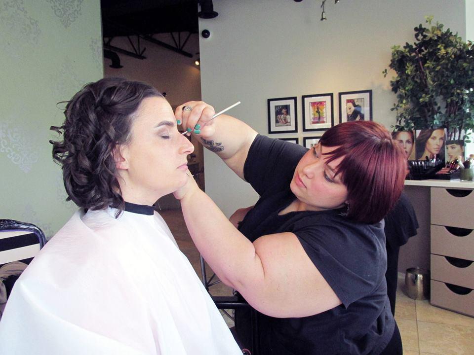 Erie, PA Makeup Application Services - Panache Salon and Spa